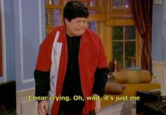 "Josh's tragic realization. | Community Post: 35 Memorable Lines From ""Drake And Josh"""