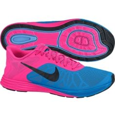 Nike Women's Lunar Launch Running Shoe - I would like these or the pink and orange or turquoise and black