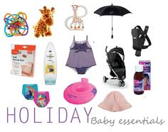 Holiday baby essentials