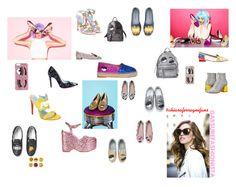 """""""#chiaraferragnifans"""" by gabiure on Polyvore featuring moda y Chiara Ferragni"""