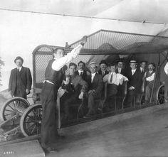Amusement ride on the Pay Streak, Alaska-Yukon-Pacific Exposition, Seattle, Washington, 1909 :: Alaska Yukon Pacific Exposition Photographs