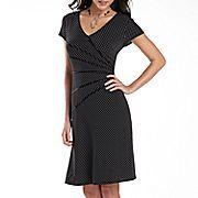 east 5th® Polka-Dot Starburst Dress