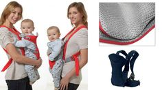 Carry your baby safely during your daily stroll and get this $32 worth Baby Carrier for only $16! #beirut #babyCarrier