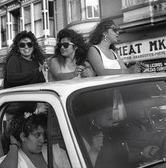 24th Street, Mission district San Francisco (1987) Dave Glass, photog.