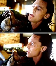 Loki ~ I'll have that drink now