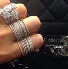 Diamonds and Chanel