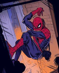 Marvel Comics, Marvel Comic Universe, Marvel Art, Marvel Heroes, Spiderman Girl, Spiderman Movie, Amazing Spiderman, Comic Wallpaper, Marvel Wallpaper