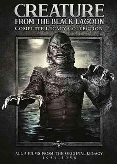 CREATURE FROM THE BLACK LAGOON:COMPLE