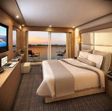 A Room with an Incredible View in a Cruise Ship....whenever I go kidfree...lol