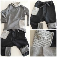 Buboo Stylish set POCKET dandelion. Stylish Kids Clothes, Buboo style, Kids Fashion, Toddler Pants.