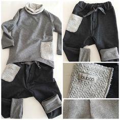 Buboo Stylish set POCKET dandelion. Stylish Kids Clothes, Buboo style, Kids Fashion, Toddler Pants.