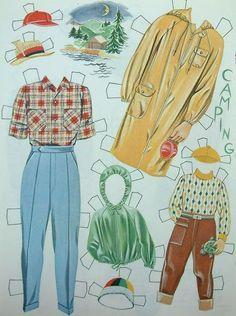 JOLIE FAMILLE - edprint2000paperdolls - Picasa Web Albums
