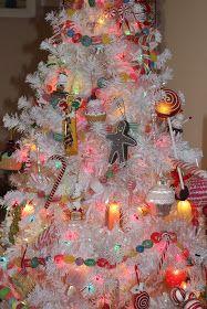 Candy Christmas Tree