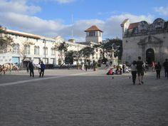 City Square  Havana, Cuba