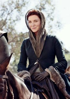 Michelle Fairley as Catelyn Stark in Game of Thrones (TV Series)