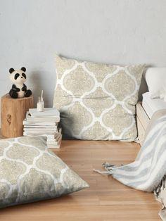 Lace baroque  Floor Pillows