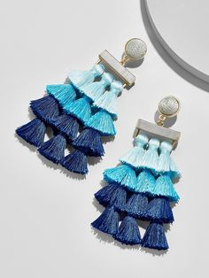 Thumbnail #0 for Sabriya Tassel Earrings