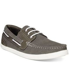 Unlisted Men's Power Boat Shoes - Gray 11.5