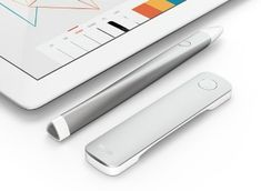 Adobe is building a stylus and ruler for a new iOS drawing app.
