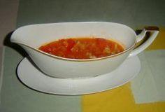 Recept na rajčatovou omáčku