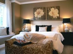 Superior Bedroom Redo   Like The Wall Color