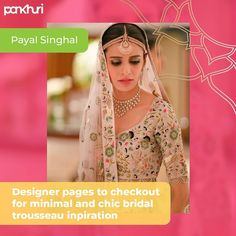 Calling all the stylish #womaniya who always like to be fashion-forward with their wardrobe picks, this one is for you.  Designers: @payalsinghal  @toraniofficial  @kreshabajajofficial  @simone_handcrafted  @mishruofficial  Tell us which designer outfit calls for the fashionista in you. . . Use #pankhuribride to get featured 💓  #askpankhuri #pankhuri #bridalstylist #pankhuribride #fashionexpert #fashioncoach #designer #designeroutfits #designersofinstagram #weddingshoping #ethniccollection #eth Fashion Forward, Designers, Stylists, Bridal, Chic, Outfits, Collection, In Trend, Shabby Chic