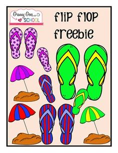 Jump into summer with these cute beach-ready flip flops. The file contains 9 color images. All images are transparent, png. They will resize beautifully on all your printables and products. Black lines are not included in this package. Last Day Of School, School Fun, Free Clipart For Teachers, Spa Birthday Parties, Bachelorette Parties, Flip Flop Images, Bridal Shower Games, Bridal Showers, Paris Birthday