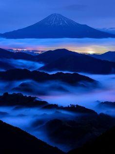 lifeisverybeautiful:  Mt.Fuji by Takashi