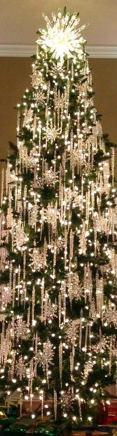 Bling Christmas Tree