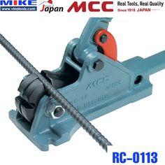 Kìm cộng lực cắt sắt xây dựng 13mm, dài 1050mm, RC-0113, MCC Japan