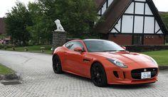 Jaguar F-Type S Coupe│ジャガー Fタイプ S クーペ