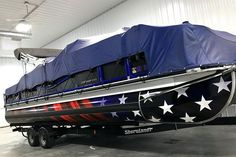Pontoon Boat Wraps: Stunning Ideas for Graphics You Have to See! Pontoon Boat Seats, Best Pontoon Boats, Pontoon Stuff, Pontoon Boat Party, Pontoon Boating, Pontoon Boat Accessories, Boat Cleaning, Boat Decals, Boat Wraps