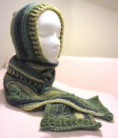 Mother Hood... Free crochet pattern!