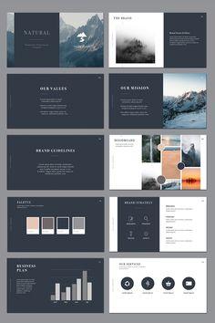 Page Layout Design, Graphisches Design, Graphic Design Layouts, Slide Design, Graphic Design Inspiration, Design Ideas, Presentation Styles, Power Point Presentation, Presentation Slides Design