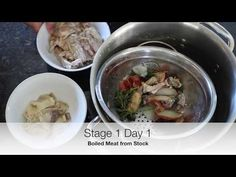 Share this GAPS Intro Chicken stock This is taken from What Can I Eat Now? 30 Days on the GAPS Introduction Diet Handbook. GAPS Intro chicken stock is different than stock later on, as you don't brown the bones at all so the stock is pale. This is to prevent any harder to digest well...