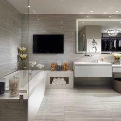 Elegant bathroom ideas .