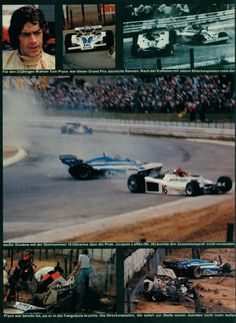 +Tom Pryce 1977 South African Grand Prix Kyalami