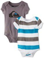 Amazon.com: Hurley Infant Vintage Logo One Piece for Baby Boys: Clothing
