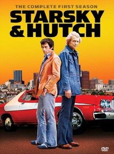 Starsky & Hutch (1975–1979) Two streetwise cops bust criminals in their red-and-white Ford Torino with the help of police snitch called Huggy Bear.