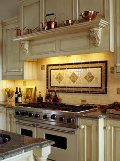 Kitchen Thermador All Gas Range Design, Pictures, Remodel, Decor and Ideas - page 5