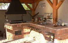 Outdoor Living, Outdoor Decor, Pergola, House Design, Patio, Kitchen, Gardening, Home Decor, Nature