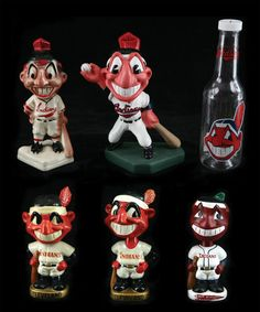 I love the Cleveland Indians!
