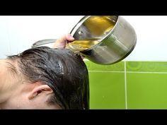 Beyaz Saçlara Çözüm !!! Evde Yapabileceğiniz Doğal İlaç , İlk Günden İtibaren Etkisini Göreceksin - YouTube