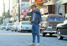 The 26 Best Denim Moments in Fashion, Presented by Jean Stories – Vogue - Michael J. Fox,  Back to the Future  (1985)
