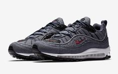 Official Images Of The Nike Air Max 98 QS Thunder Blue