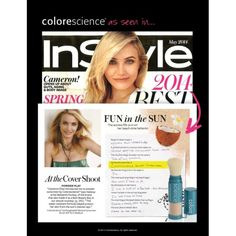 Protect your skin from sun & pollution on the go with Colorescience mineral sunscreen, Total Protection™ Brush-On Shield SPF Voted The Best Powder Sunscreen by NewBeauty. Beauty Bar, Diy Beauty, Beauty Tips, Beauty Hacks, Sunscreen Spf 50, Body Image, Face Skin, Plastic Surgery