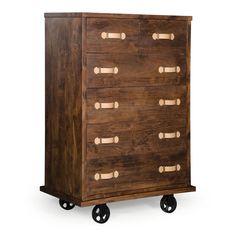 Oaktown Tall Dresser