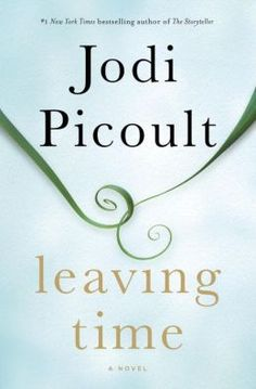 Jodi Picoult --- Now, in her highly anticipated new book, she has delivered her most affecting novel yet—and one unlike anything she's written before.