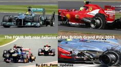 Twitter / F1_Fans_Updates: #F1 Collage: The FOUR left ...