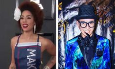 Designer of Joy Villa's head-turning MAGA gown is a pro-Trump immigrant! The story behind the dress . . .